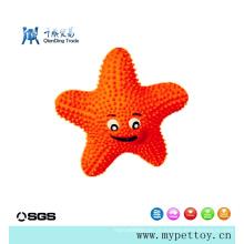 Brinquedo estrela de látex para animais de estimação de sucesso