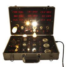 Подгоняйте коробку водить испытания для Е27, Е14, MR16 Сид, Сид GU10, Т8 лампы Т5-Разъем