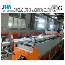 Conical Twin Screw-PVC WPC Foam Profile Extrusion Machine