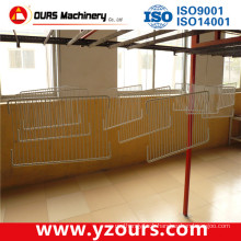 Powder Coating Equipment for Steel and Aluminum Sections