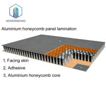 Panel de nido de abeja de aluminio firme atemporal