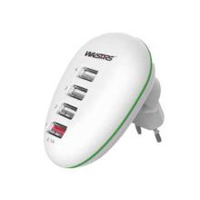 Carregador de telefone rápido portátil portátil 12.5W USB 12.5W com tecnologia de detecção automática inteligente, CB, FCC