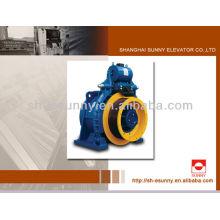 Serie de productos máquina de la tracción del elevador de 1600-2500kg SN-MCG350