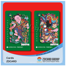 Carte IP Carte plastique Carte d'adhésion Carte VIP