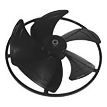 Breite Sorten maßgeschneiderte Kunststoff-Form Klinge Auto Fan Form