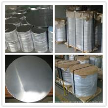 Hot-Rolled für Tiefziehen Aluminiumblech Kreis für Utensilien
