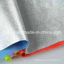 Colorful Sparkling Transparent PVC Rigid Sheet for Candle Holder Decoration