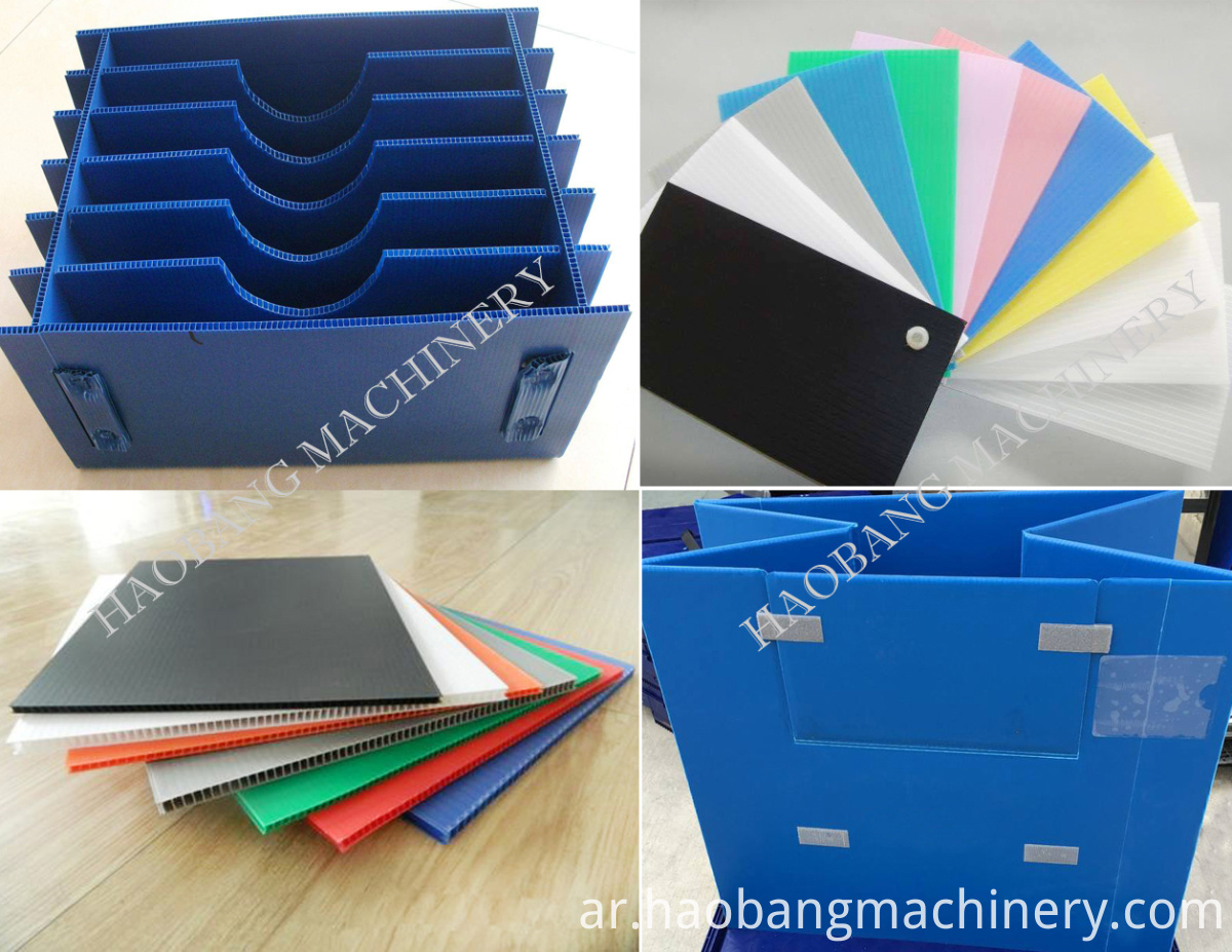 Pc Pp Hollow Sheet Product 6