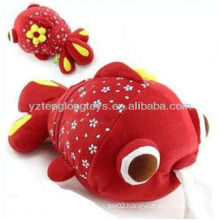 Custom gift animal stuffed toy plush tissue boxes