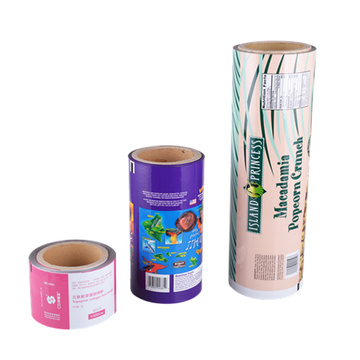Lidding Film / Roll Film For Packagaing