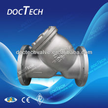 Y type Flange Filter/Strainer ,Carbon Steel / Cast Steel /Stainless Steel