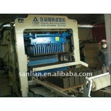 Cement block making machines