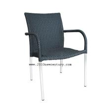 Ротанга патио стул (8015)