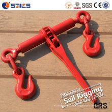 G70 Us Type Type à cliquet Binder Load avec crochet