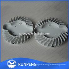 Alliage d'aluminium moulage sous pression LED dissipateur de chaleur