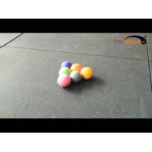 New Design Blue Massage Double Lacrosse Ball Set For Amazon