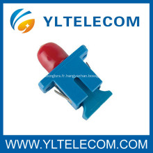 Haute Performance fibre adaptateur optique hybride atténuateur SM / MM