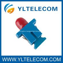 High Performance Fiber Optic Adapter Hybrid Attenuator SM / MM