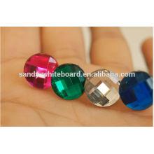 China metal color thumb tack