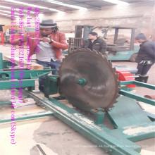 Diesel Circular Wood Sawmill para trabajar la madera