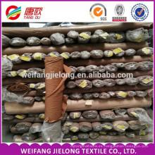 Surtidor de la tela de materia textil Tela tejida del bolsillo de la popelina de las técnicas T / C para la acción de la popelina de las prendas de vestir