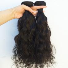 Orden de la muestra Acepta el mejor precio Pelo de noche Envío de alta calidad pelo remy sin procesar