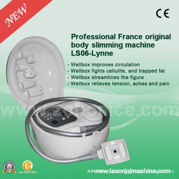 Ls06 Белый Wellbox массаж лица кожи и тела лечение Портативный машина для похудения красоты