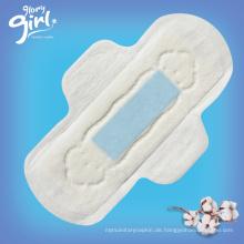 Regelmäßiger bester Verkaufs-weiblicher Marken-negative Ionen-Frauen-Hygiene-Servietten-Auflagen