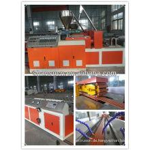 Holz und Kunststoff Profil Extrusion Maschinen