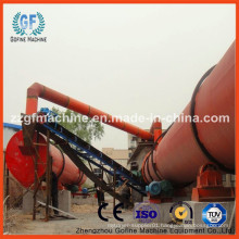 Organic Chemical Drum Dryer Fertilizer Equipment