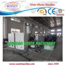Exported to Korea of Plastic PP Grid Sheet Production Line