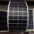Módulo de panel solar Sunpower Flexible Bendable de 100W ETFE