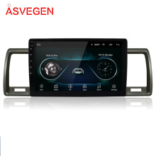 Wholesale  Android 9.1 Car DVD Player Holder For Toyota Hiace 2018 Audio System DVD Player Near Me GPS Navigation