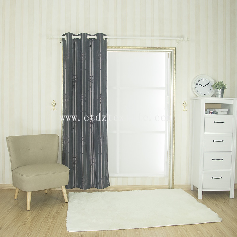 Jacquard Curtain FR3056