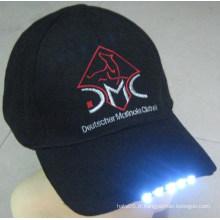 Chapeau LED