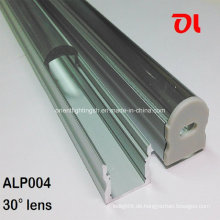 LED eloxiertes 30-Grad-Strahlwinkel-Aluminiumprofil