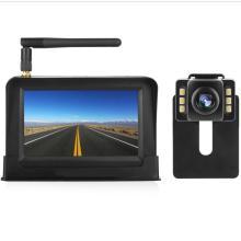 4,3-Zoll-Wireless-Rückfahrmonitor mit Rückfahrkamera
