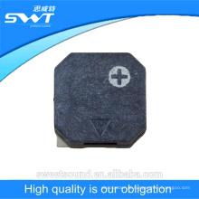 Buzzer montado em superfície de 8.5x8.5mm para dispositivo portátil 5v smd buzzer