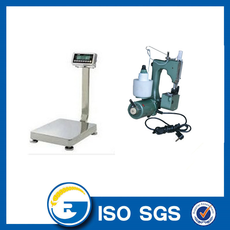 sealing machine weighing machine