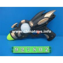 Venta caliente nueva juguetes de plástico B / O Sound Gun (927802)