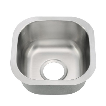 3333A Unterbau Single Bowl Bar Spüle