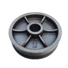 China fornecedor de peças de fundição de areia de ferro cinza pré-revestido