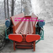 30 лет достойны доверия деревянная машина Корообдирки