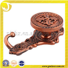 Traditional Curtain Tassel Holder and Hook tieback Curtain Accessory