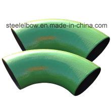 Raccords de tuyaux en acier au carbone Wpb ASTM A234 coude