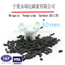 Ningxia anthracite coal based column activated carbon price per ton