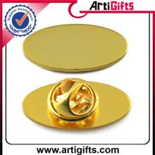 Emblème en métal ovale de fourniture d'usine de la Chine pour la boîte aux lettres