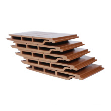 Composite Decking WPC Exterior Wood Plastic Wall Cladding Board High Value Durable Wall Decking WPC Cladding Board