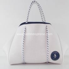 High-capacity Custom Neoprene Beach Bag