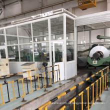 Schweißen Schutz industrielle Isolierung Glasfaser laminiert Gewebe 0,2 mm Dicke Aluminiumfolie